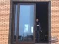 Раздвижные окна из алюминия