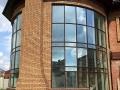Алюминиевый фасад для частного дома