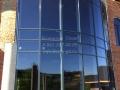Алюминиевый фасад частного дома
