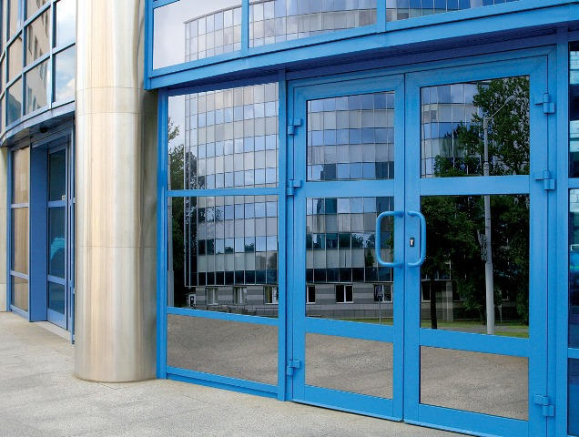 Окна и двери без термоизоляции