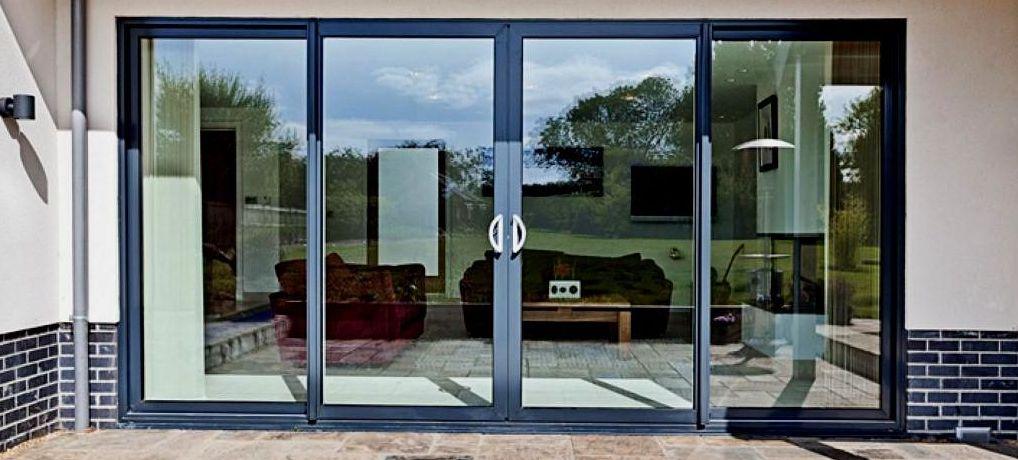 Алюминиевые фасады, окна, двери