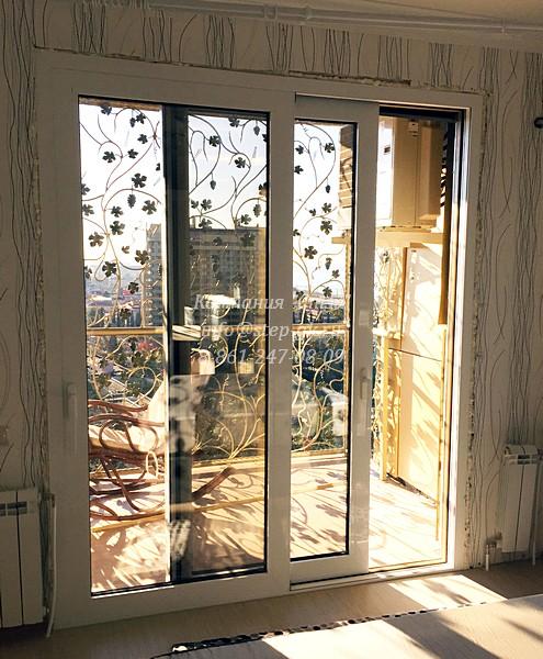 Раздвижные окна для квартиры