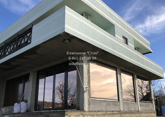 Алюминиевые окна Alumil M11000