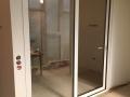 Изготовление алюминиевых раздвижных дверей