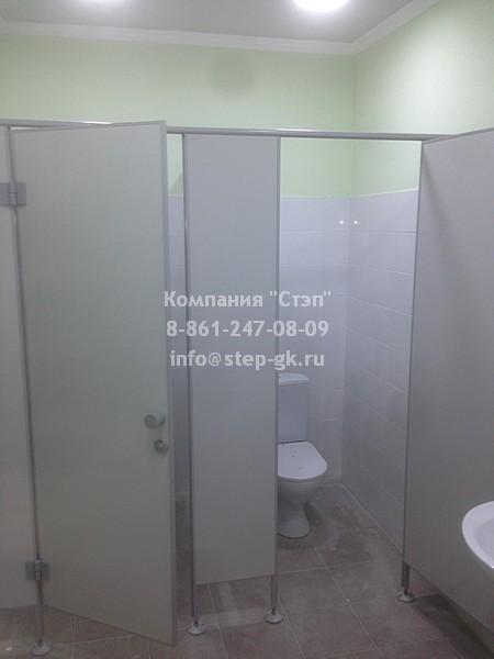 перегородки для туалетов