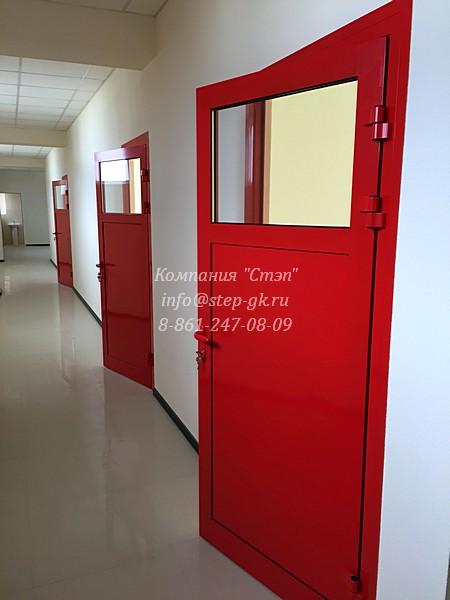 Алюминиевые двери Краснодар
