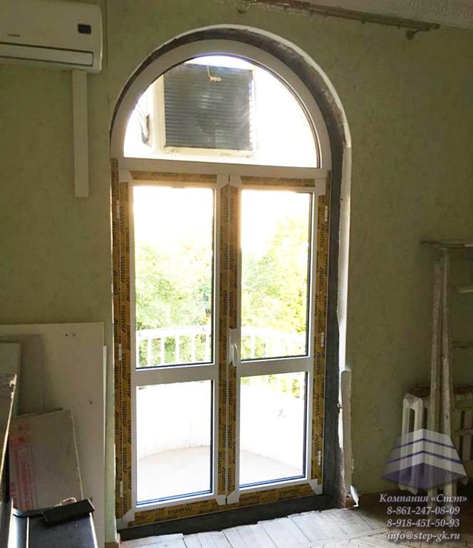 Алюминиевые окна и двери Alumil