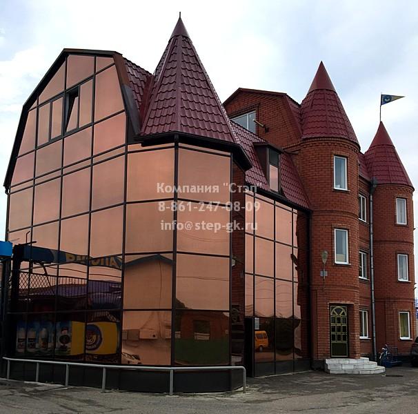 Алюминиевые фасады в Краснодарском крае