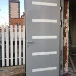 Алюминиевые входные двери Alumil MD67